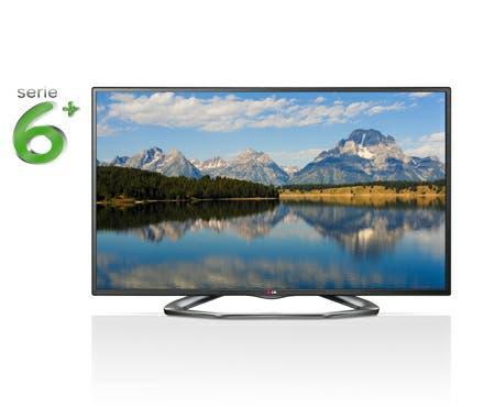 "Television lg 50"" smart tv"