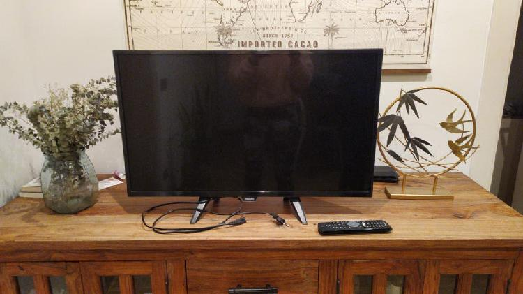 Televisor hd smart led ultraplano