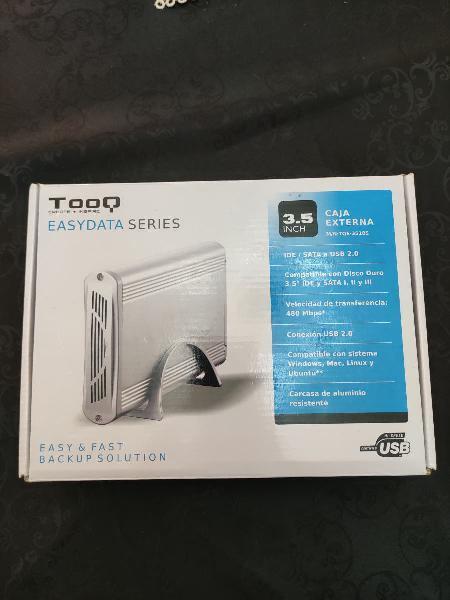 Tooq tqe-3518s - carcasa para disco duros
