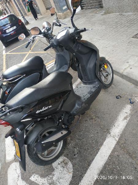 Vendo moto seminueva sym orbit 50 en buen estado.