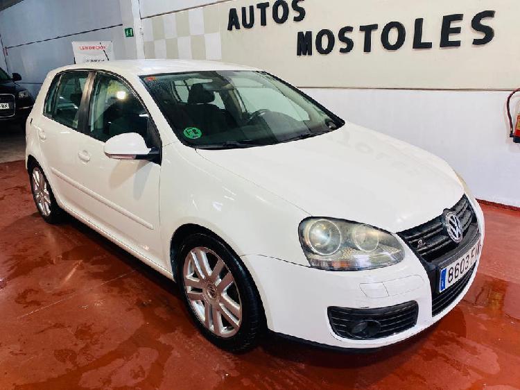 Volkswagen golf gt 1.4 tsi 2007