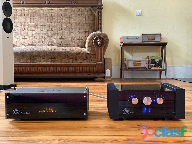 Amplificador ASR Audio Systeme Emitter
