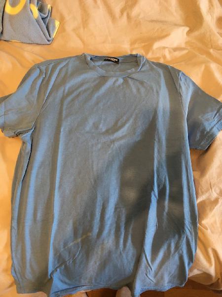 Camiseta dsquared2 azul