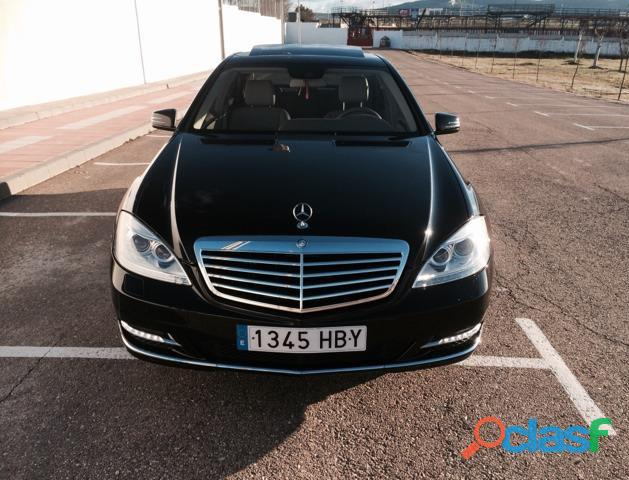Mercedes Benz S 350 BLUETEC