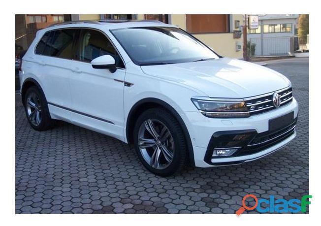 Volkswagen Tiguan 2.0 Tdi Bmt 4Motion Dsg R Line LED