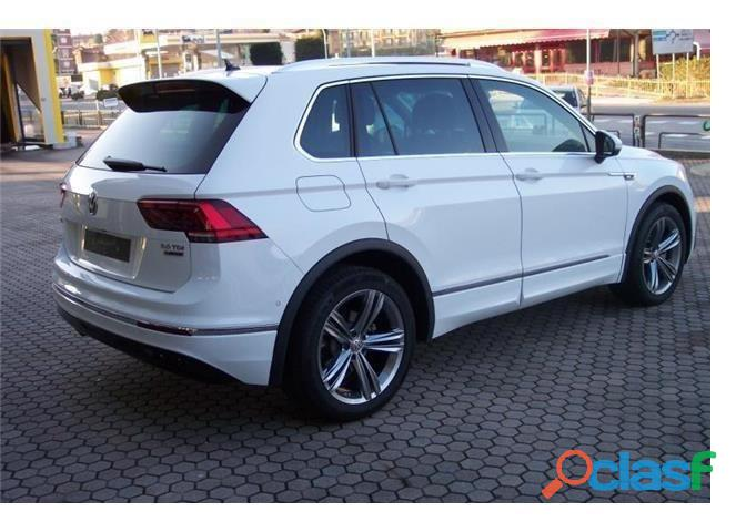 Volkswagen Tiguan 2.0 Tdi Bmt 4Motion Dsg R Line LED 2