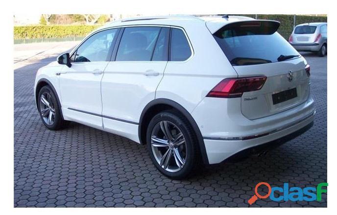 Volkswagen Tiguan 2.0 Tdi Bmt 4Motion Dsg R Line LED 5