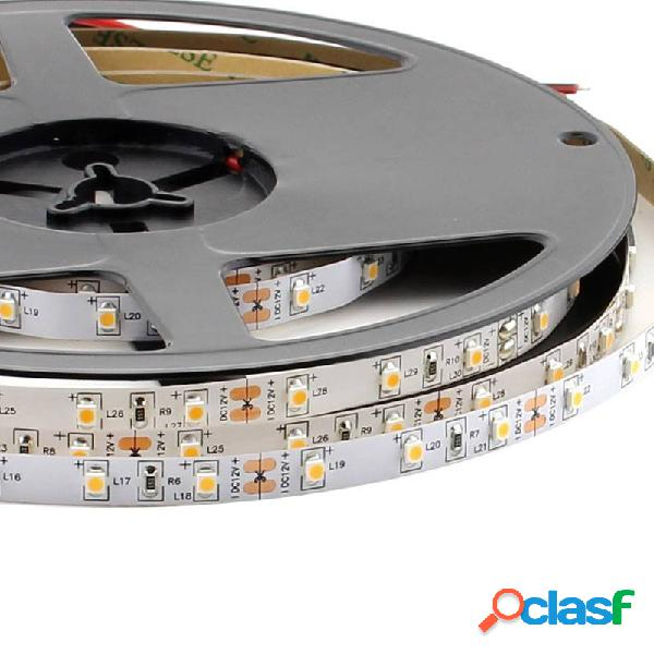 Tira led monocolor hq smd3528 dc12v 5m (60 led/m) - ip20 blanco frío