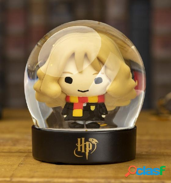 Bola de nieve hermione harry potter kawaii