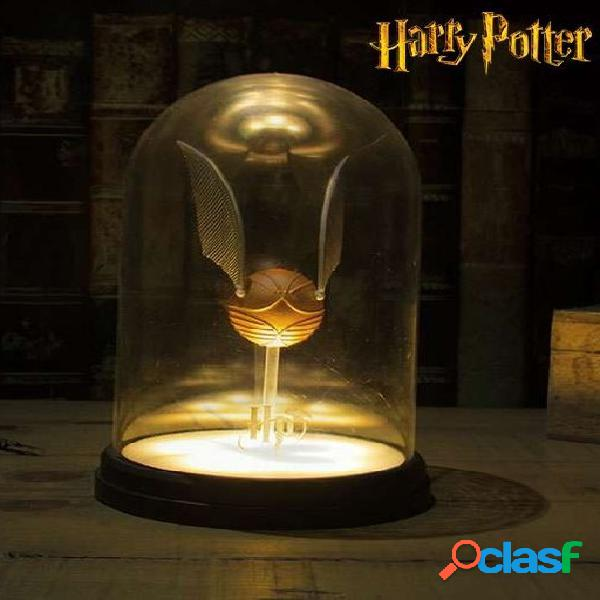 Lampara snitch harry potter