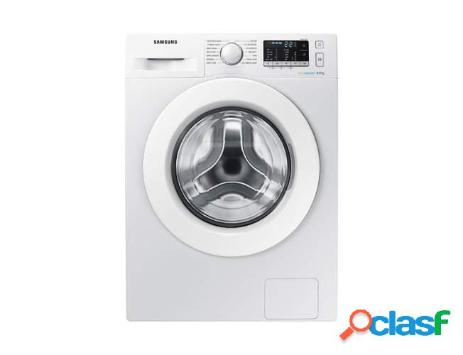Lavadora samsung ww80j5355mw - a+++ -10%, 8kg, 14 programas (prog. 15min),1200 rpm, display led