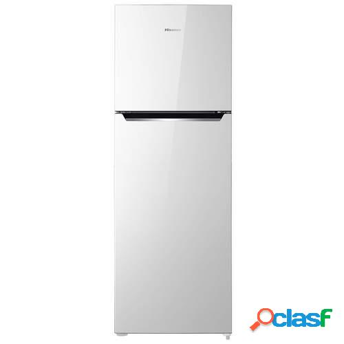 Frigorífico 2 puertas hisense rt417n4dw1 - a+, total no frost, air flow system, blanco