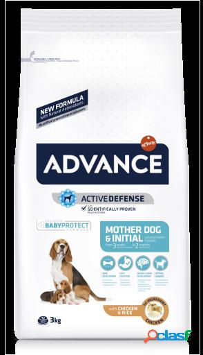 Advance pienso adultos para madres con puppy protect initial 3 kg
