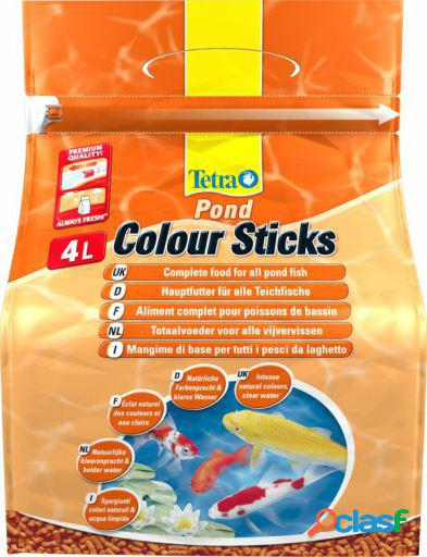 Tetra pond color (sticks) 4 l