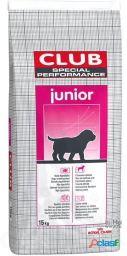 Royal canin pienso club special performance junior 15 kg
