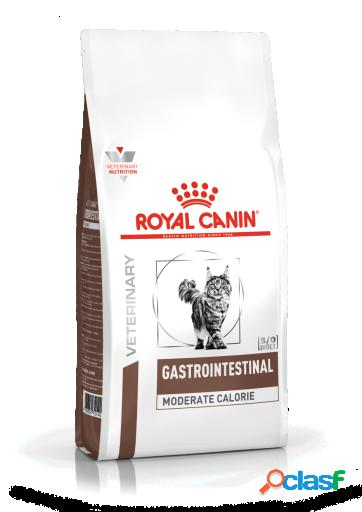 Royal canin pienso gastro intestinal moderate calorie 400 gr