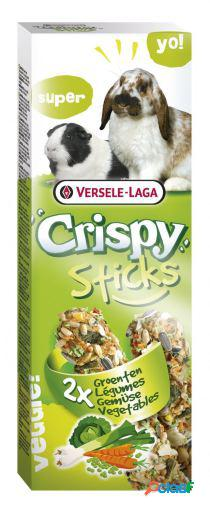 Versele laga sticks rabbits and guinea pigs vegetables 2 pieces 110 gr
