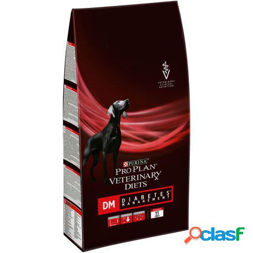 Pro plan veterinary diets dm diabetes management - canine 3 kg
