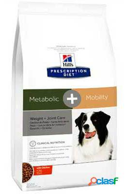 Hill's pienso canine metabolic plus mobility 4 kg