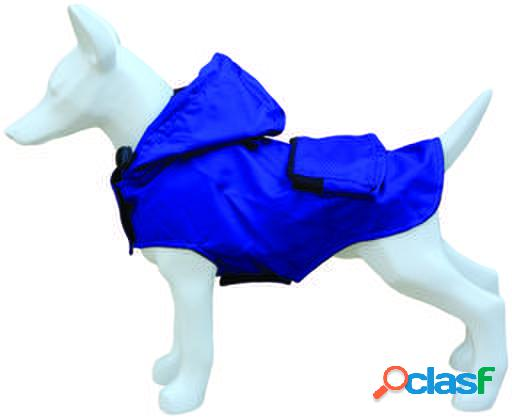 Freedog impermeable pocket azul 45 cm