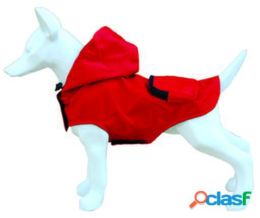 Freedog impermeable pocket rojo 35 cm