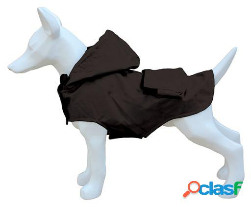 Freedog impermeable pocket negro para perros 60 cm