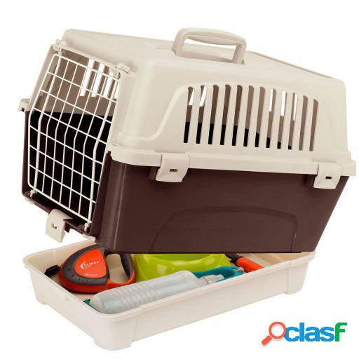 Ferplast transportin carrier atlas organizer 47.6x33.2x33.6 cm