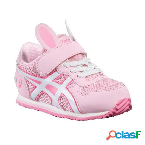 Zapatillas asics school yard ts bunny rosa