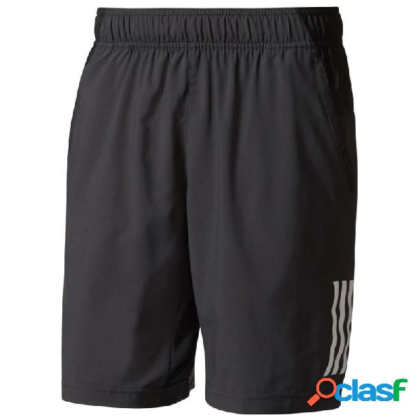 Pantalón corto adidas club black / white