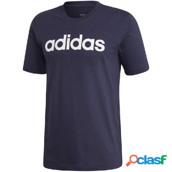 Camiseta adidas essentials linear logo