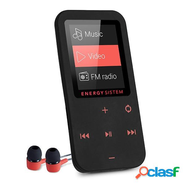Reproductor energy mp4 touch bluetooth 8 gb coral