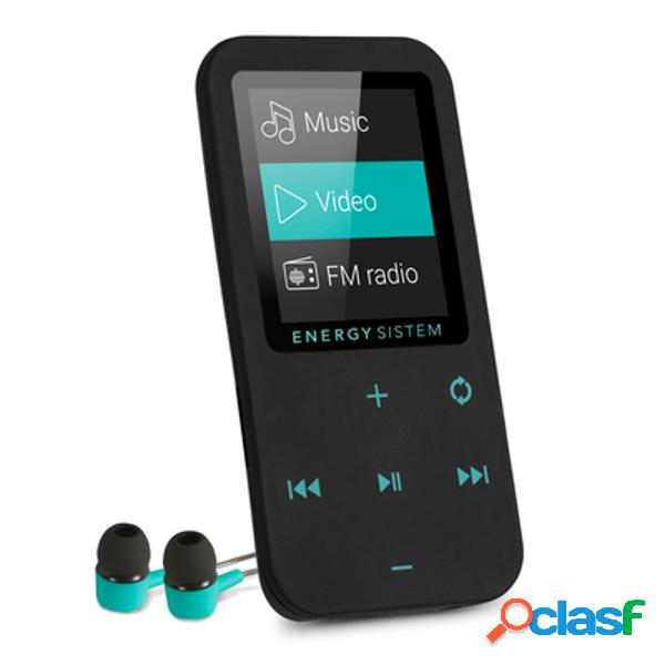 Reproductor energy mp4 touch bluetooth 8 gb mint