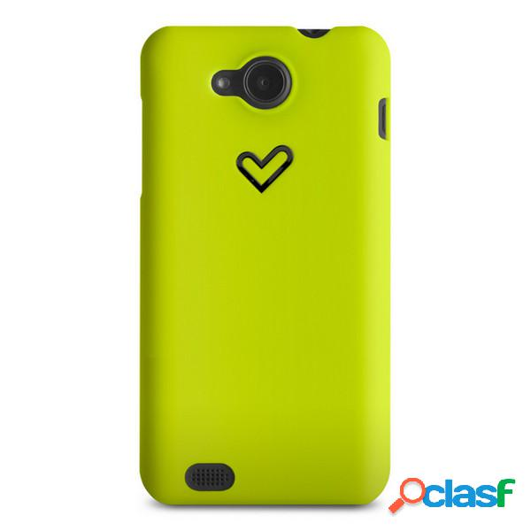 Funda energy case verde para energy phone colors