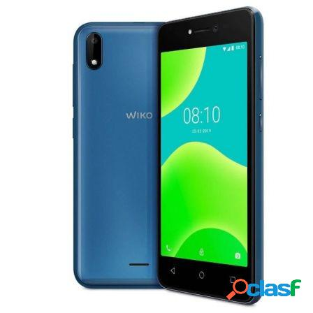 "Smartphone movil wiko y50 blue - 5""/12.7cm - camara 5mp/5mp - qc 1.3gh"