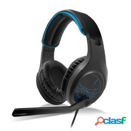 Auriculares con microfono spirit of gamer elite h20 - drivers 40mm - m