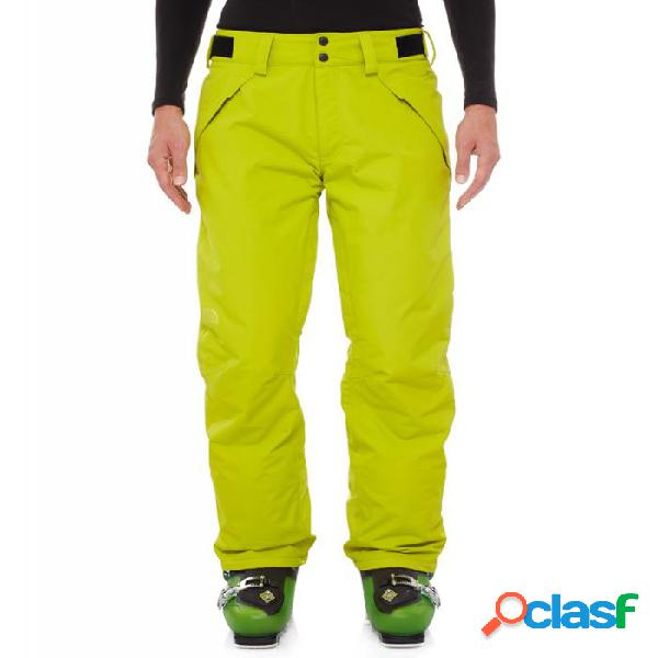Pantalones esquí the north face presena hombre amarillo l