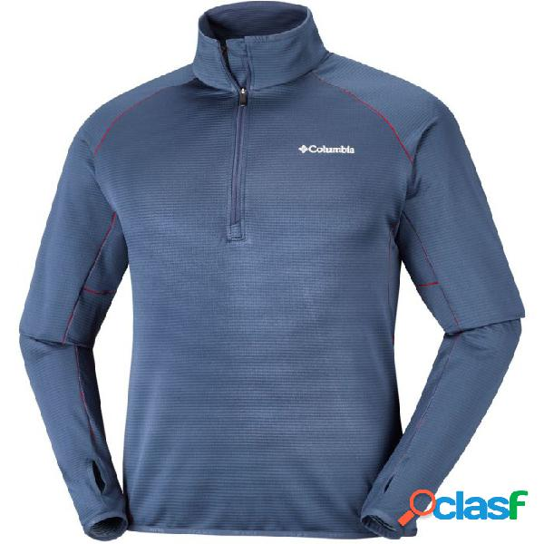 Polar columbia munt powder half zip hombre s