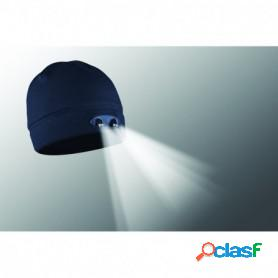 Panther vision 4 led cap, gorro con luz led color azul