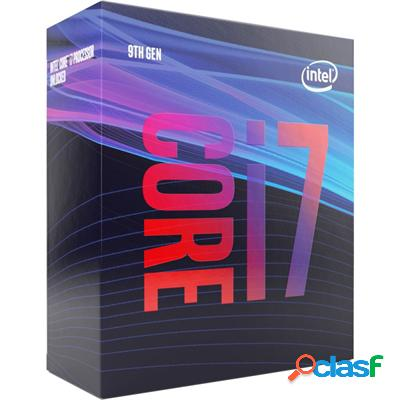 Intel core i7 9700 4. 7ghz 12mb lga 1151 box, original de la marca intel