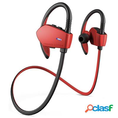 Energy sistem auriculares sport 1 bluetooth red, original de la marca energy sistem
