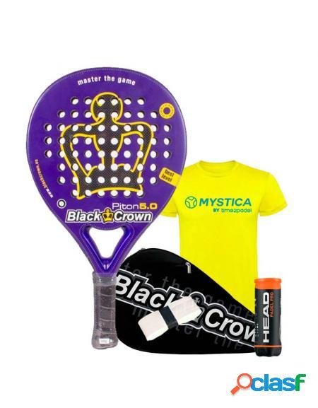 Black crown piton 5.0 - palas black crown