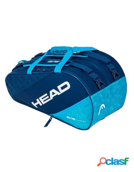 Paletero head elite supercombi azul - paleteros head