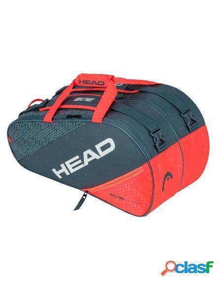 Paletero head elite supercombi rojo - paleteros head