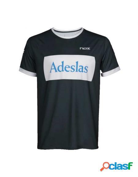 Camiseta sponsor agunstín tapia meta 10 2020 - ropa de padel nox