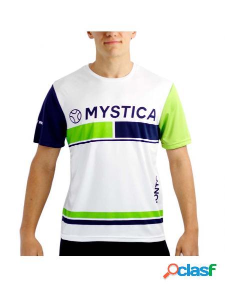Camiseta mystica monto green 2020 - ropa padel mystica