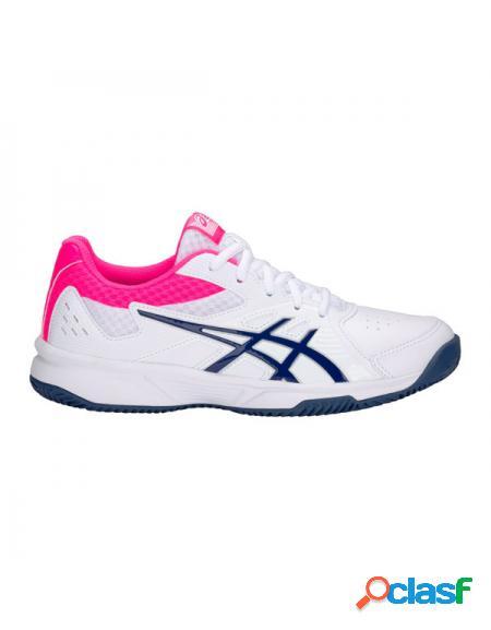 Asics court slide clay rosa - zapatillas padel asics