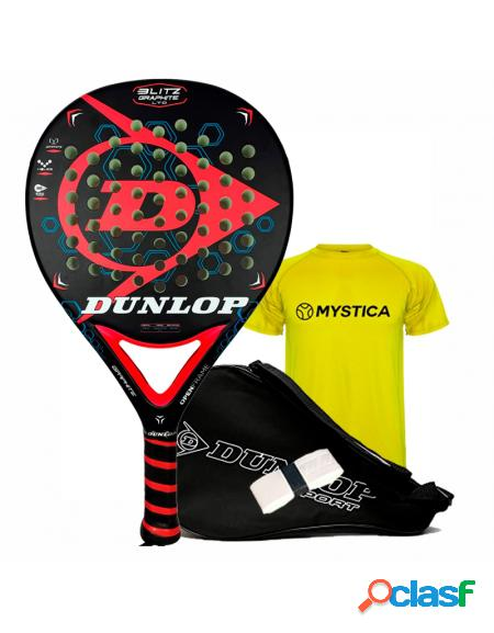 Dunlop blitz graphite ltd 2019 - palas dunlop