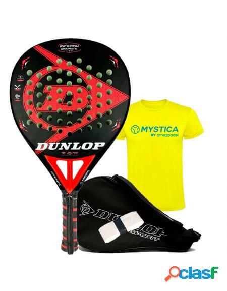 Dunlop inferno graphite ltd 2019 - palas de padel
