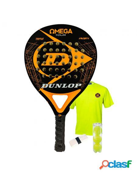 Dunlop omega naranja 2019 - palas de padel