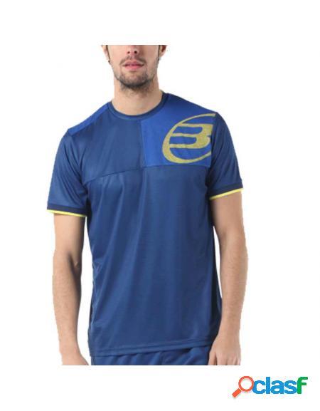 Camiseta bullpadel choix azul 2019 - ropa hombre